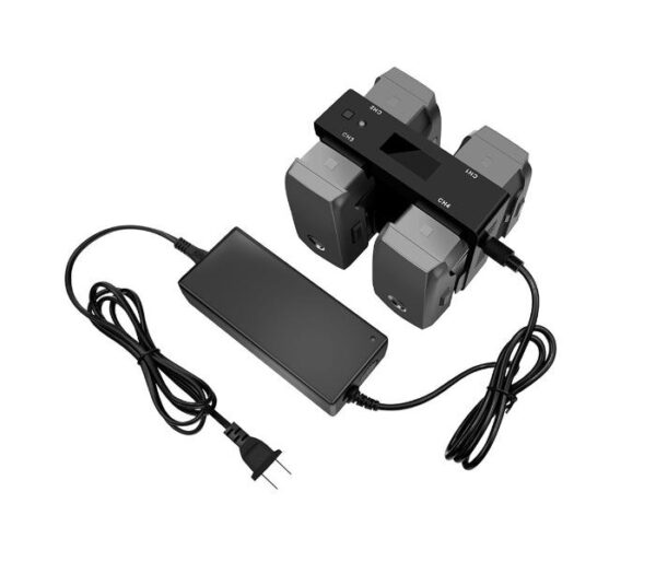 DJI Mavic 2 Pro/Zoom - 5in1 Multi-function Charger (With Car Charger) 1