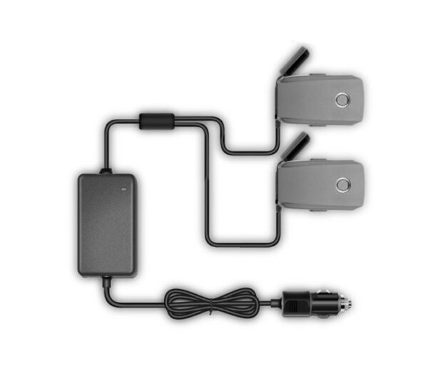 DJI Mavic 2 Pro/Zoom - Quick-Charge 2in1 Car Charger 1