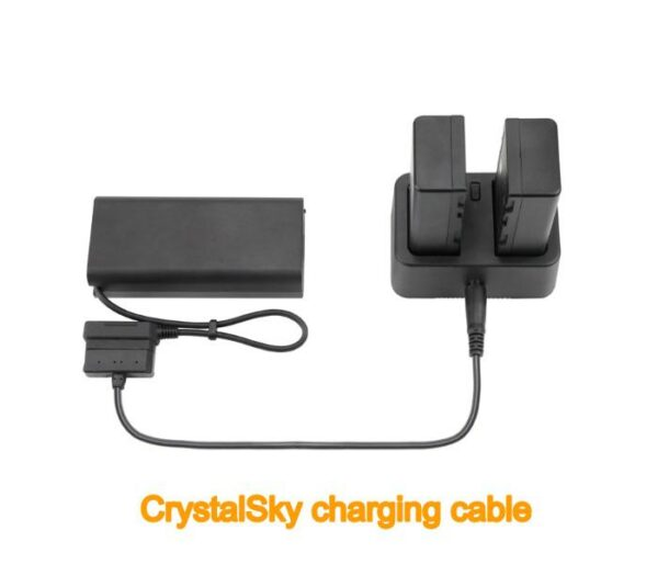 DJI Mavic 2 Pro/Zoom - CrystalSky Charging Cable Charger 1