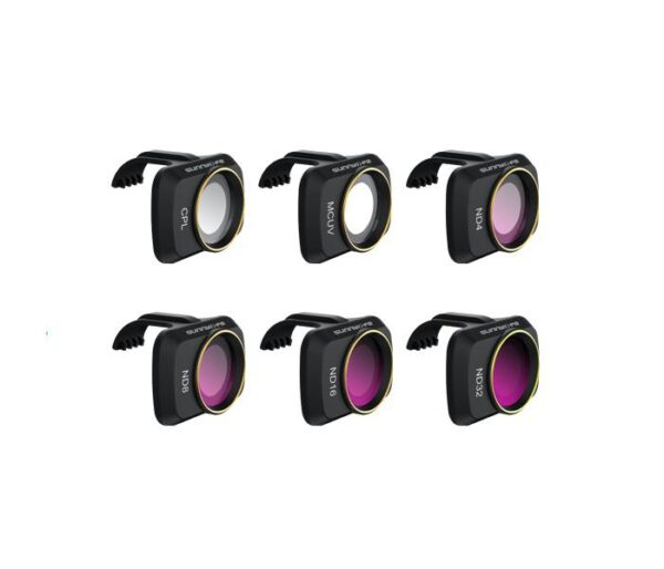 DJI Mavic Mini - Set 6 Filter 1