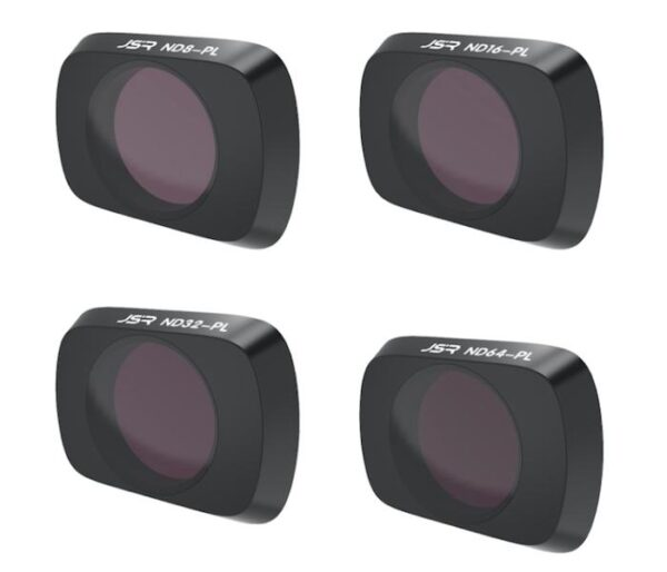 DJI Mavic Air 2  - ND-PL Filter Set (4 Stück) 1