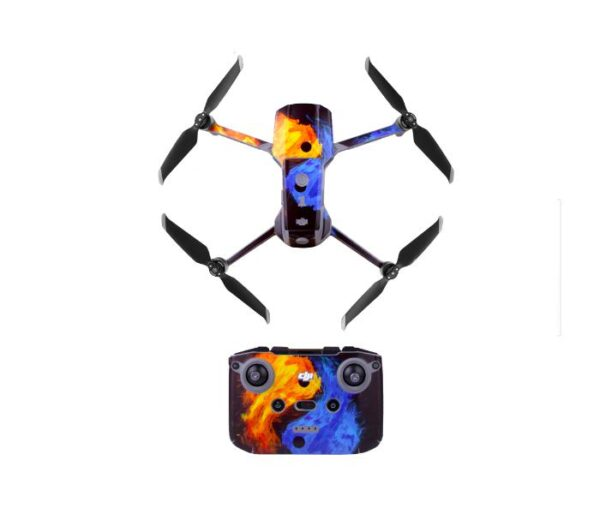DJI Mavic Air 2  - Sticker Typ 6 1