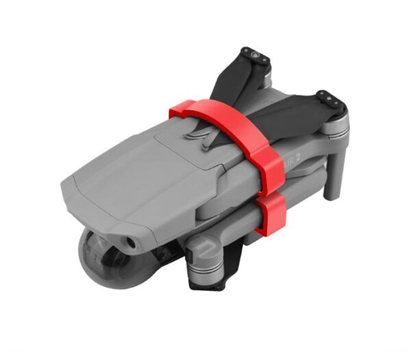 DJI Mavic Air 2 - Propellerschutz (rot) 1