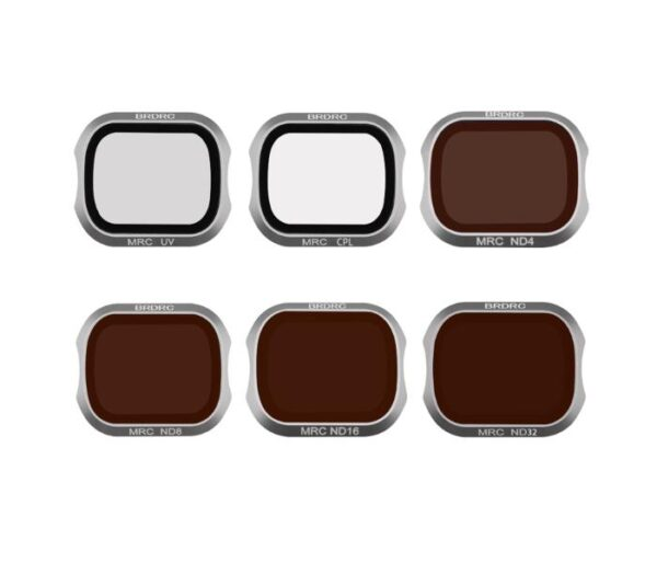 DJI Mavic 2 Pro - 6er Pack Filter 1