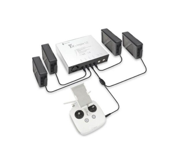 DJI Inspire 2 - Upgraded 6in1 Charger 1