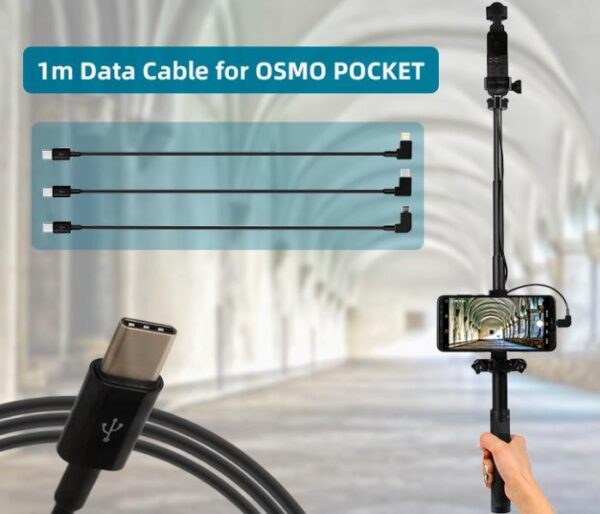 DJI Osmo Pocket 1 - Kabel USB-C - USB-C 1